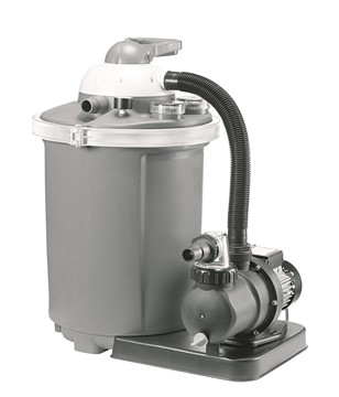 Sandfiltersystem ClearWater 550W