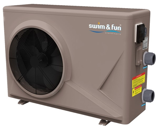 Billede af Varmpumpe i ABS kabinet til Pool & Spa 10,2 kW