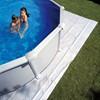 Bunddækken til swimmingpool 5 x 3 M