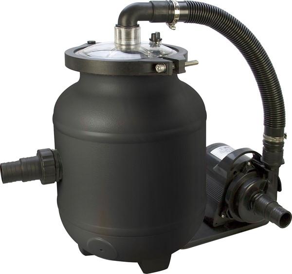 Filtersystem 100W med Filterballs