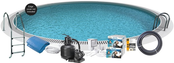 Pool Basic InGround Ø 4.20 x 1.20 M