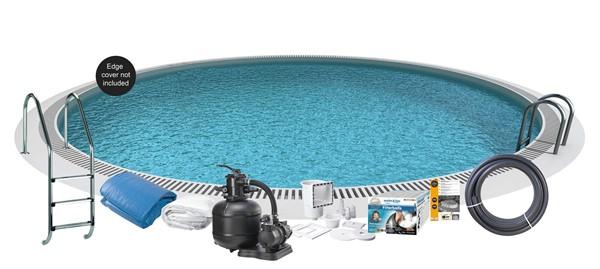Pool Basic InGround Ø 3.50 x 1.20 m