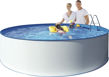 Pool Kreta 4,60 x 0,9 + pumpe