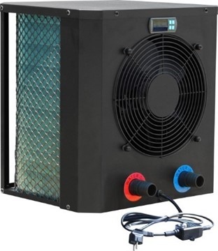 Heat Splasher ECO Plug & Play Varmepumpe 5,5 kW